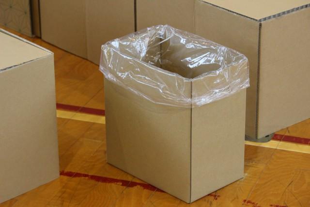 簡易ごみ箱IMG_2823